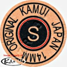 NEW (1) Genuine Kamui ORIGINAL TIP (SOFT = S)  -  FREE US SHIPPING
