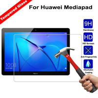 "For Huawei Mediapad 9.6"" 10"" 10.8"" Tablet Tempered Glass Screen Protector Film"