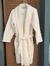 Elizabeth Arden 100% Cotton Ultra Plush Comfy Soft Bathrobe
