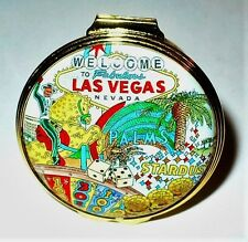 Halcyon Days Enamel Box - Las Vegas - Casinos & Hotels - Gaming - Gambling - Mib