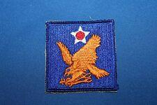 WW2 U.S. 2nd ARMY AIR FORCE (AAF) UNIFORM PATCH