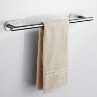 Asta portasalviette autoadesiva Porta asciugamani da bagno in acciaio inox