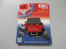 EBC DISC BRAKE PADS, FA131X , KAWASAKI FRONT & REAR / KLX250, KX250, KLX400,