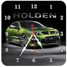 Holden HSV GTS V8 Car Wall Clock Decor Kitchen Gift