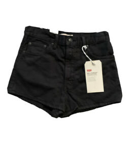 Levis well thread collection cottonized Hemp  rib cage shorts Sz28 $98