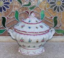 Biedermeier (1801-1850) Böhmisches-Porzellan-Objekte