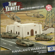 Team Yankee Kahalani's Warriors - TISAB01