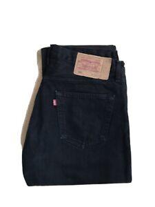 Jean Levis 501 Vintage Taille Haute W34 L34 Taille 44