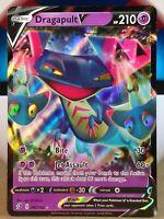 Dragapult V  92/192 S&S: Rebel Clash  Ultra Rare  Mint/NM Pokemon