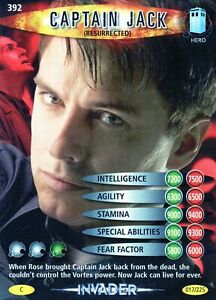 Doctor Who Battles In Time Individual Trading Cards ( Cards 300 to 1060)