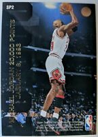 1993 93 Upper Deck Michael Jordan 20,000 Points Insert #SP2, Dominique Wilkins