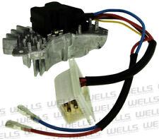 HVAC Blower Motor Resistor WVE BY NTK 4P1830