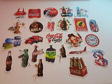 Coca Cola Sticker Set 25 Stück