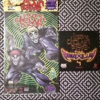 Insane Clown Posse  - The Pendulum 9  Comic Book & CD set twiztid horrorcore icp