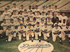 Team Photo 1963 Los Angeles Dodgers