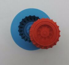 silicone sugarcraft mould Large tyre 2(60grams)