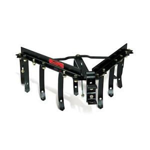 18-40 in Sleeve Hitch Adjustable Tow Behind Cultivator Adjustable working Highly
