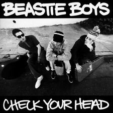 BEASTIE BOYS CHECK YOUR HEAD NEW SEALED REMASTERED DOUBLE 180G VINYL LP IN STOCK