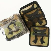 Lot of 20 US Army 187th Inf Bde Airborne Multicam Military (HCI) Sew-On Patches