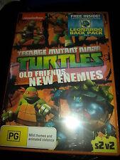 TEENAGE MUTANT NINJA TURTLES SEASON 2 VOLUME 2  (dvd) Brand new sealed