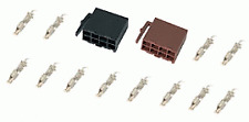 Conector ISO macho 16 pols en kit de montaje