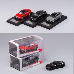 KengFai 1:64 2021 Audi RS7 C8 Sportback Diecast Model Car