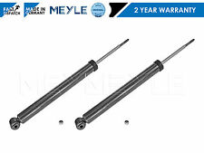 FOR BMW X3 E83 xDRIVE 2x REAR MEYLE GERMANY SHOCK ABSORBER SHOCKER STRUT SET