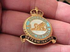 ENAMEL RAF 142 SQUADRON PIN BADGE ROYAL AIR FORCE BRITISH ARMED FORCES WW2