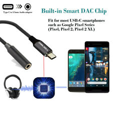 Type C to 3.5mm Headphone Audio Cable Jack Adapter For Samsung Note 10/10 Plus