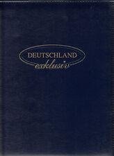 8 Luxusalben 2003-10 FDCs kpl. Deutschland Exklusiv ohne ** Ausg. mit Schuber