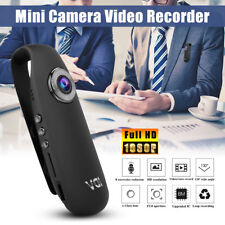 Mini Camcorder Dash Cam Body Motorcycle Police Bike Motion Action Camera Recorde