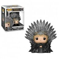 Funko pop Cersei Lannister trono de hierro