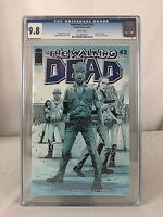 The Walking Dead #42 9/2007 Image Comic CGC 9.8 Death Of Carol Governor Returns