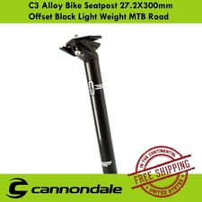 Cannondale C1 Crb Seatpost 27.2x400mm 0 O//Set
