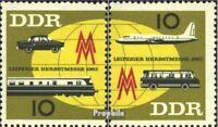 DDR 976-977 (kompl.Ausg.) postfrisch 1963 Herbstmesse