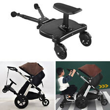 Baby Stroller Glider Board with Dismountable Seat, Holds Kids Up to 55 LBS