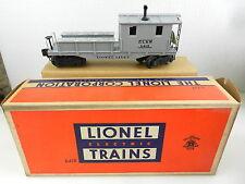 Lionel #6419  DL&W Work Caboose ~ UNRUN w/Original BOX & INSERT
