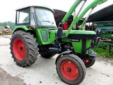 Landwirtschaft Traktor Schlepper Oldtimer, Deutz, D 6806-S, Frontlader,TÜV 06.19