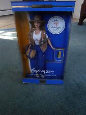 Barbie Doll 2000 Olympic Pin Collector Edition MIB Sydney