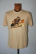 SOL'S - Tee shirt humour chasse chasseur - beige - Taille M neuf