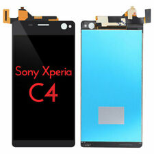 Touch Screen Digitizer LCD Assembly for Sony Xperia C4 - Black