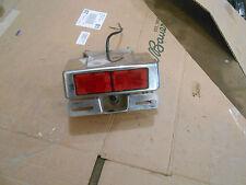 Suzuki Cavalcade GV1400 GV 1400 GV1400GT license plate light mount
