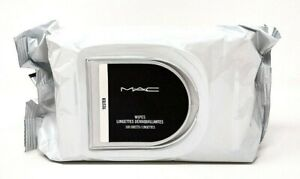 MAC Wipes 100 Sheets Makeup Remover - New