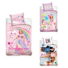 Barbie Kinderbettwäsche Bettwäsche 140 x 200 cm