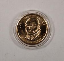 2008 John Quincy Adams Presidential Dollar Coins BU UNC D Mint Mark