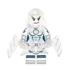 Fantastic 4 Invisible Woman Marvel Universe Lego Dyi Minifigure, New & Sealed