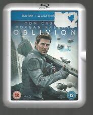 OBLIVION - Tom Cruise / Morgan Freeman - UK BLU-RAY - (unusual case)