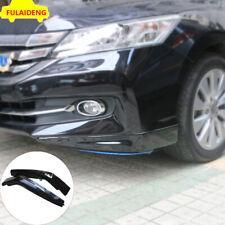 For Honda Accord 2013-15 front Rear Bumper Spoiler Lip Splitter protection cover