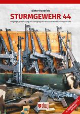 Handrich: Sturmgewehr 44 - Vorgänger, Entwicklung & Fertigung Buch MP44 43/1 NEU