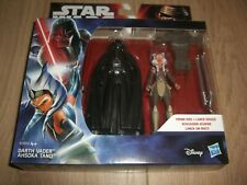 Star Wars Darth Vader & Ahsoka Tano NEU